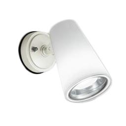 OG254339NDエクステリア LEDスポットライト昼白色 防雨型 白熱灯60W相当オーデリック 照明器具 中庭 デッキ 屋外用照明 壁面・天井面・傾斜面取付兼用