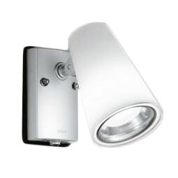 OG254342NDエクステリア LEDスポットライト昼白色 防雨型 人感センサ付 白熱灯60W相当オーデリック 照明器具 中庭 デッキ 屋外用照明