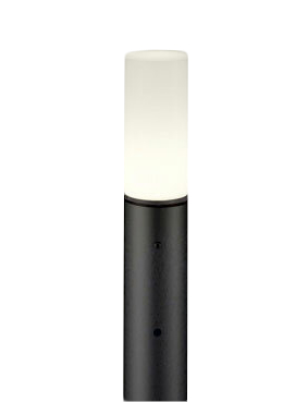 OG254665LDエクステリア LEDスリムガーデンライト電球色 防雨型 明暗センサ付 白熱灯60W相当 地上高700オーデリック 照明器具 玄関 庭園灯 屋外用