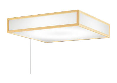 OL291096NLED和風シーリングライト 12畳用引きひもスイッチ付 調光可 昼白色オーデリック 照明器具 和室向け 天井照明 インテリア照明 【~12畳】