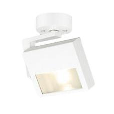 OS256297LED一体型 スポットライトフレンジタイプ 非調光 電球色 白熱灯100W相当オーデリック 照明器具 壁面・天井面・傾斜面取付兼用