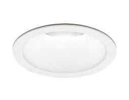 XD301199LEDハイパワーベースダウンライト 本体(高天井用)COBタイプ 埋込φ150 防雨形温白色 31° C6000 FHT42W×3灯クラスオーデリック 照明器具 ショールーム 展示室 屋内・軒下兼用 天井照明