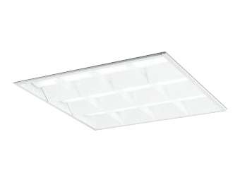 XD466005B4BLED-スクエア LEDユニット型ベースライトスタンダードタイプ 600シリーズ埋込型 ルーバー付 埋込穴600Bluetooth調光 昼白色 FHP45W×4灯相当オーデリック 施設照明 オフィス照明 物販店照明 天井照明
