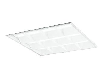 XD466006P4CLED-スクエア LEDユニット型ベースライトスタンダードタイプ 600シリーズ埋込型 ルーバー付 埋込穴600PWM調光 白色 FHP45W×3灯相当オーデリック 施設照明 オフィス照明 物販店照明 天井照明
