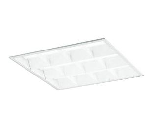 XD466008B3DLED-スクエア LEDユニット型ベースライトスタンダードタイプ 450シリーズ埋込型 ルーバー付 埋込穴450Bluetooth調光 温白色 FHP32W×3灯相当オーデリック 施設照明 オフィス照明 物販店照明 天井照明