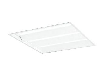 オーデリック 照明器具LED-SQUARE LEDスクエアベースライト 埋込型 ルーバー無LEDユニット型 非調光 白色 FHP45W×3灯相当XD466010P4C