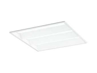 XD466012P3DLED-スクエア LEDユニット型ベースライトスタンダードタイプ 450シリーズ埋込型 ルーバー無 埋込穴450非調光 温白色 FHP32W×3灯相当オーデリック 施設照明 オフィス照明 物販店照明 天井照明
