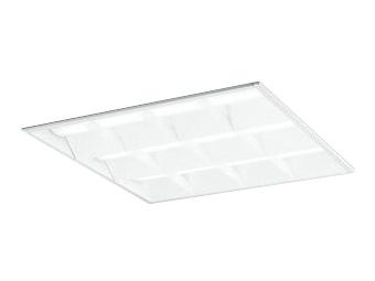 XD466013P4CLED-スクエア LEDユニット型ベースライトスタンダードタイプ 600シリーズ埋込型 ルーバー付 埋込穴600非調光 白色 FHP45W×4灯相当オーデリック 施設照明 オフィス照明 物販店照明 天井照明