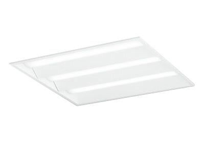 ●XD466017P1CLED-スクエア LEDユニット型ベースライト省電力タイプ 600シリーズ埋込型 ルーバー無 埋込穴600非調光 白色 FHP45W×3灯相当オーデリック 施設照明 オフィス照明 物販店照明 天井照明