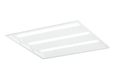 ●XD466017P1DLED-スクエア LEDユニット型ベースライト省電力タイプ 600シリーズ埋込型 ルーバー無 埋込穴600非調光 温白色 FHP45W×3灯相当オーデリック 施設照明 オフィス照明 物販店照明 天井照明