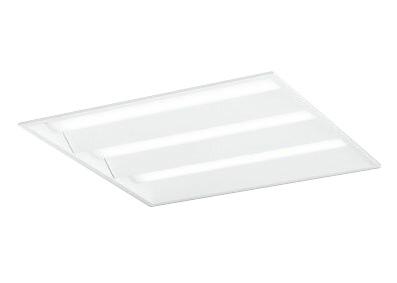 ●オーデリック 照明器具LED-SQUARE LEDベースライト LEDユニット型FHP45W×4灯クラス(省電力タイプ) □600埋込型 ルーバー無 非調光 白色XD466017P2C