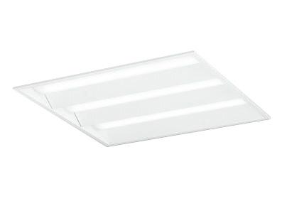 ●XD466018P1BLED-スクエア LEDユニット型ベースライト省電力タイプ 600シリーズ埋込型 ルーバー無 埋込穴600PWM調光 昼白色 FHP45W×3灯相当オーデリック 施設照明 オフィス照明 物販店照明 天井照明