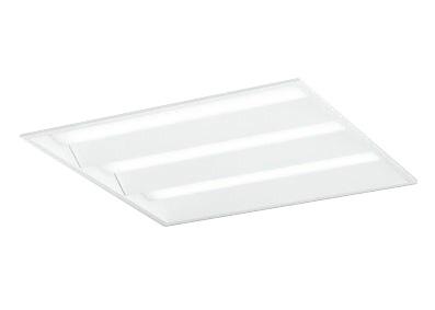 ●XD466018P1CLED-スクエア LEDユニット型ベースライト省電力タイプ 600シリーズ埋込型 ルーバー無 埋込穴600PWM調光 白色 FHP45W×3灯相当オーデリック 施設照明 オフィス照明 物販店照明 天井照明