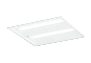 XD466019P1DLED-スクエア LEDユニット型ベースライト省電力タイプ 450シリーズ埋込型 ルーバー無 埋込穴450非調光 温白色 FHP32W×3灯相当オーデリック 施設照明 オフィス照明 物販店照明 天井照明
