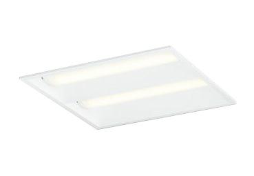 XD466019P1ELED-スクエア LEDユニット型ベースライト省電力タイプ 450シリーズ埋込型 ルーバー無 埋込穴450非調光 電球色 FHP32W×3灯相当オーデリック 施設照明 オフィス照明 物販店照明 天井照明