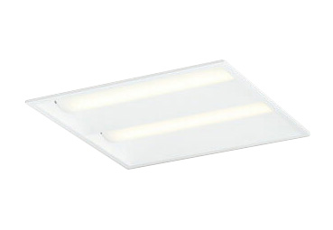 XD466020P2ELED-スクエア LEDユニット型ベースライト省電力タイプ 450シリーズ埋込型 ルーバー無 埋込穴450PWM調光 電球色 FHP32W×4灯相当オーデリック 施設照明 オフィス照明 物販店照明 天井照明