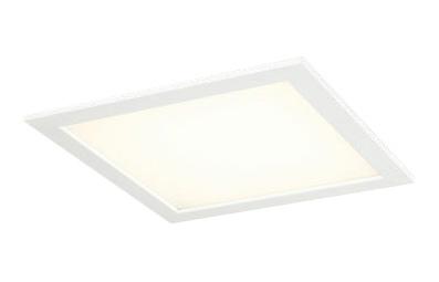 XD466028LED-スクエア LED一体型ベースライト 275シリーズ埋込型 下面アクリルカバー付 埋込穴275PWM調光 電球色 FHT42W×2灯相当オーデリック 照明器具 角型 天井照明