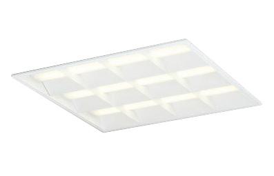 ●XD466029P1ELED-スクエア LEDユニット型ベースライト省電力タイプ 600シリーズ埋込型 ルーバー付 埋込穴600非調光 電球色 FHP45W×3灯相当オーデリック 施設照明 オフィス照明 物販店照明 天井照明