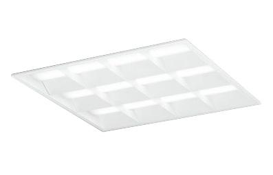 ●XD466030P1DLED-スクエア LEDユニット型ベースライト省電力タイプ 600シリーズ埋込型 ルーバー付 埋込穴600PWM調光 温白色 FHP45W×3灯相当オーデリック 施設照明 オフィス照明 物販店照明 天井照明