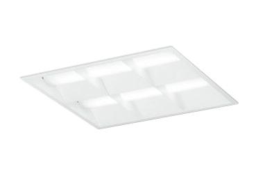 XD466032P1CLED-スクエア LEDユニット型ベースライト省電力タイプ 450シリーズ埋込型 ルーバー付 埋込穴450PWM調光 白色 FHP32W×3灯相当オーデリック 施設照明 オフィス照明 物販店照明 天井照明