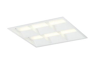 オーデリック 照明器具LED-SQUARE LEDベースライト LEDユニット型FHP32W×3灯クラス(省電力タイプ) □450埋込型 ルーバー付 PWM調光 電球色XD466032P1E