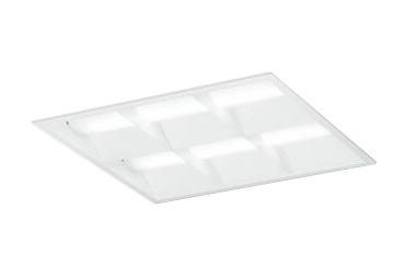 XD466032P2DLED-スクエア LEDユニット型ベースライト省電力タイプ 450シリーズ埋込型 ルーバー付 埋込穴450PWM調光 温白色 FHP32W×4灯相当オーデリック 施設照明 オフィス照明 物販店照明 天井照明