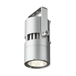 XG454014LED一体型 高天井用照明 電源別置型防雨型 31°ワイド配光非調光 電球色 水銀灯400W相当オーデリック 店舗・施設用照明器具 工場 倉庫 商業施設 天井照明