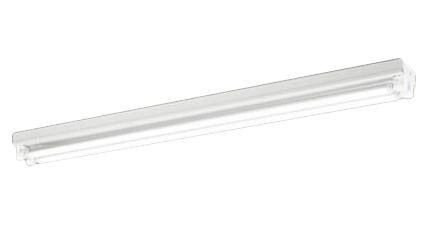 XL251648B2LED-TUBE 高効率直管形LEDランプ専用ベースライトCONNECTED LIGHTING直付型 40形 トラフ型 2灯用 3400lmタイプBluetooth調光 昼白色 Hf32W高出力相当オーデリック 施設照明 商業施設 天井照明