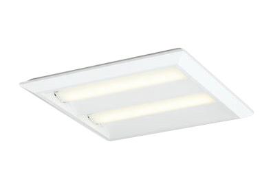 XL501016P1ELED-スクエア LEDユニット型ベースライト省電力タイプ 450シリーズ直付/埋込兼用型 ルーバー無 埋込穴500非調光 電球色 FHP32W×3灯相当オーデリック 施設照明 オフィス照明 物販店照明 天井照明