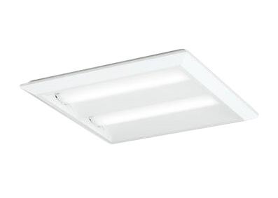 XL501017P2CLED-スクエア LEDユニット型ベースライト省電力タイプ 450シリーズ直付/埋込兼用型 ルーバー無 埋込穴500PWM調光 白色 FHP32W×4灯相当オーデリック 施設照明 オフィス照明 物販店照明 天井照明