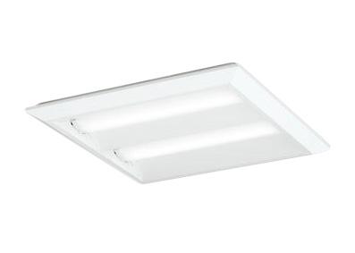 XL501017P2DLED-スクエア LEDユニット型ベースライト省電力タイプ 450シリーズ直付/埋込兼用型 ルーバー無 埋込穴500PWM調光 温白色 FHP32W×4灯相当オーデリック 施設照明 オフィス照明 物販店照明 天井照明