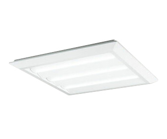 XL501024B4BLED-スクエア LEDユニット型ベースライトスタンダードタイプ 600シリーズ直付/埋込兼用型 ルーバー無 埋込穴680Bluetooth調光 昼白色 FHP45W×3灯相当オーデリック 施設照明 オフィス照明 物販店照明 天井照明