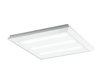 XL501033P3CLED-スクエア LEDユニット型ベースライトスタンダードタイプ 450シリーズ直付/埋込兼用型 ルーバー無 埋込穴500非調光 白色 FHP32W×4灯相当オーデリック 施設照明 オフィス照明 物販店照明 天井照明