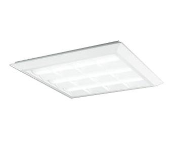 【1/1 0:00~1/5 23:59 超ポイントバック祭中はポイント最大33倍】XL501035P4D オーデリック 照明器具 LED-SQUARE LEDスクエアベースライト 直付/埋込兼用型 ルーバー付 LEDユニット型 非調光 温白色 FHP45W×4灯相当 XL501035P4D
