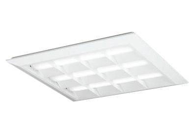 ●XL501052P1BLED-スクエア LEDユニット型ベースライト省電力タイプ 600シリーズ直付/埋込兼用型 ルーバー付 埋込穴680非調光 昼白色 FHP45W×3灯相当オーデリック 施設照明 オフィス照明 物販店照明 天井照明