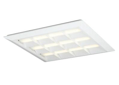 ●XL501053P2ELED-スクエア LEDユニット型ベースライト省電力タイプ 600シリーズ直付/埋込兼用型 ルーバー付 埋込穴680PWM調光 電球色 FHP45W×4灯相当オーデリック 施設照明 オフィス照明 物販店照明 天井照明