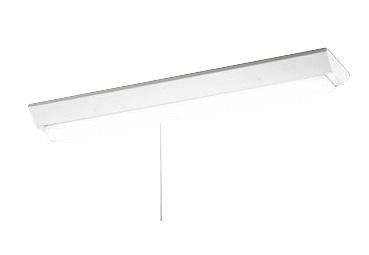 オーデリック 照明器具LED-LINE LEDベースライト 直付型 20形逆富士型(幅150:プルスイッチ付) LEDユニット型 非調光1600lmタイプ 温白色 Hf16W高出力×1灯相当XL501101P3D