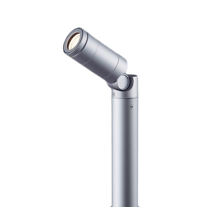 パナソニック Panasonic 照明器具LEDガーデンライト 電球色 防雨型60形ダイクール電球(広角)1灯器具相当 集光タイプXLGE7622LE1