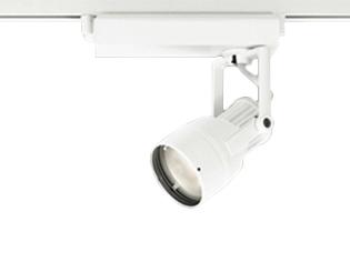 XS413105LEDスポットライト 反射板制御 本体PLUGGEDシリーズ COBタイプ 14°ナロー配光 非調光 電球色C1000 JR12V-50Wクラスオーデリック 照明器具 天井面取付専用