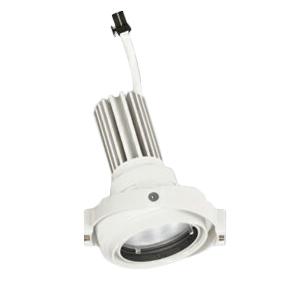 XS413183HLEDマルチユニバーサル 灯体PLUGGEDシリーズ COBタイプ 15°ナロー配光 温白色 C1500 CDM-T35Wクラス 高彩色Ra95オーデリック 照明器具 天井照明