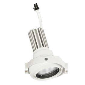 XS413185HLEDマルチユニバーサル 灯体PLUGGEDシリーズ COBタイプ 15°ナロー配光 電球色 C1500 CDM-T35Wクラス 高彩色Ra95オーデリック 照明器具 天井照明