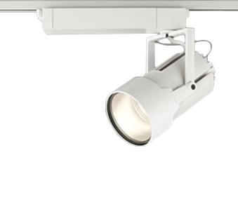 オーデリック 照明器具PLUGGEDシリーズ LEDスポットライト本体 電球色 60°広拡散 COBタイプ 非調光C7000 セラミックメタルハライド150WクラスXS414015