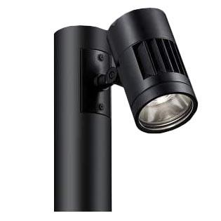 【6/10はスーパーセールに合わせて、ポイント2倍!】XU48072Lコイズミ照明 施設照明 cledy L-dazz LEDエクステリアポールライト 灯具のみ 白色 15°非調光 XU48072L