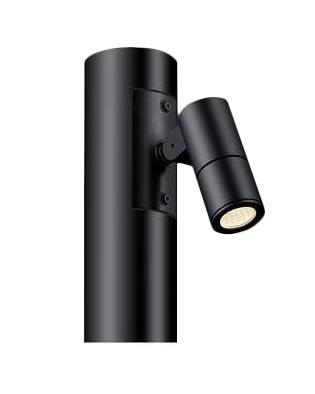 【6/10はスーパーセールに合わせて、ポイント2倍!】XU48109Lコイズミ照明 施設照明 cledy nano-dazz LEDエクステリアポールライト 灯具のみ 電球色 35°非調光 XU48109L