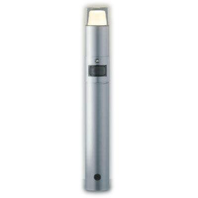 AU42255Lエクステリア LED一体型 ガーデンライト人感センサー付マルチタイプ非調光 電球色 防雨型 白熱球60W相当コイズミ照明 照明器具 庭 入口 屋外用 ポール灯