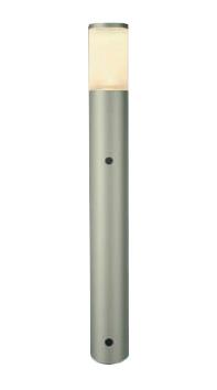 AU42278Lエクステリア LED一体型 ガーデンライト自動点滅器付 非調光 電球色 防雨型 白熱球60W相当コイズミ照明 照明器具 庭 入口 屋外用 ポール灯