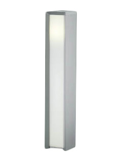 AU42389Lエクステリア LEDガーデンライト両面配光 非調光 電球色 防雨型 白熱球60W相当コイズミ照明 照明器具 庭 入口 屋外用 ポール灯
