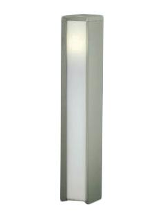 AU42391Lエクステリア LEDガーデンライト両面配光 非調光 電球色 防雨型 白熱球60W相当コイズミ照明 照明器具 庭 入口 屋外用 ポール灯