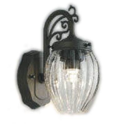 AU42400Lエクステリア LED一体型 ポーチ灯調光可 電球色 防雨型 白熱球60W相当コイズミ照明 照明器具 門灯 玄関 屋外用照明