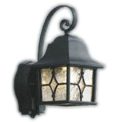 AU42403Lエクステリア LED一体型 ポーチ灯人感センサー付マルチタイプ 非調光 電球色 防雨型 白熱球60W相当コイズミ照明 照明器具 門灯 玄関 屋外用照明